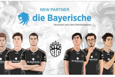 Entry into esports: Insurance group die Bayerische becomes new partner of Berlin International Gaming